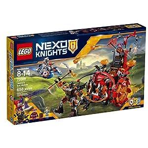 LEGO Nexo Knights Jestro's Evil Mobile Kit (658 Piece)