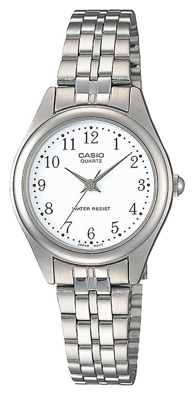 対角線速報本当のことを言うと[カシオ]CASIO 腕時計 スタンダード LTP-1177A-2AJF レディース