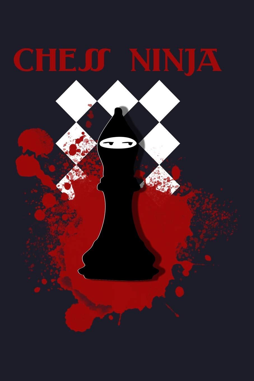 Chess Ninja: Blank Paper Sketch Book - Artist Sketch Pad ...
