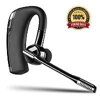 Bluetooth Headset 0,5oz In-Ear Business Wireless Ohrhörer Handy Funk Sport Kopfhörer mit Mikrofon Freisprecheinrichtung Auto Surround Kabellos Headsets für iPhone Samsung Huawei Android Laptop