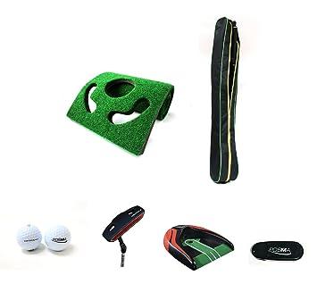 POSMA PG180E - Alfombrilla de Golf con Pelota de Golf + Golf ...