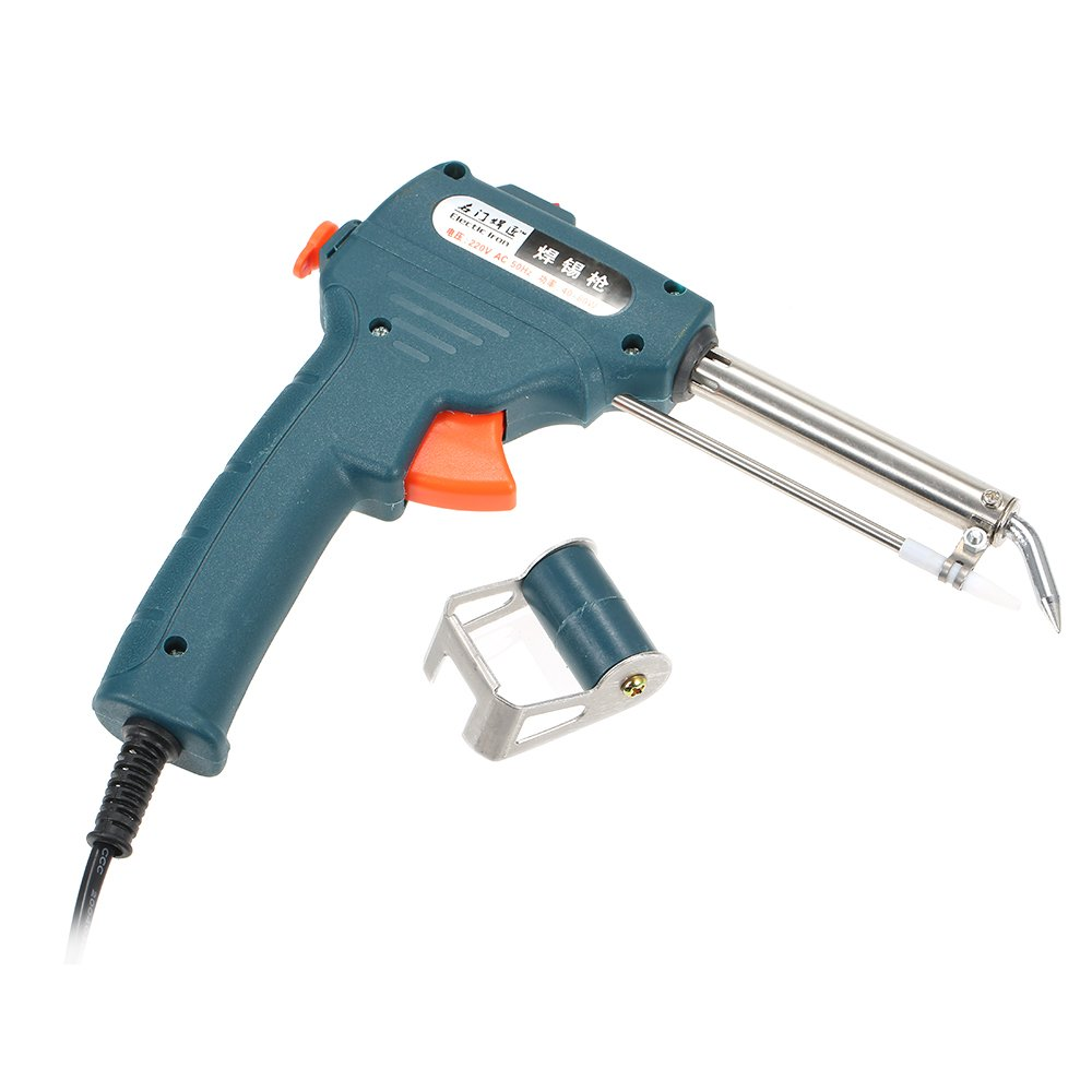 KKmoon 220V 60W Auto Welding Automatic Feed Soldering Iron Electric Temperature Tool Adjustable Solder Tool Kit Fast Heating