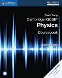 Cambridge IGCSE® Physics Coursebook with CD-ROM (Cambridge International IGCSE)