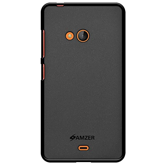 hot sales 3a4fd 5388a Amazon.com: Amzer Pudding TPU Skin Case Back Cover for Microsoft ...