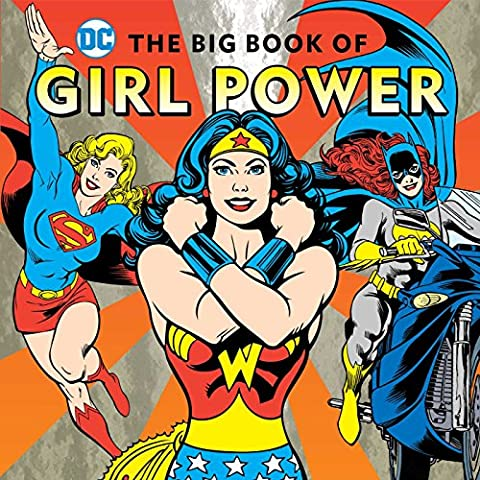 The Big Book of Girl Power (DC Super Heroes) - One Industries Graphics Kits