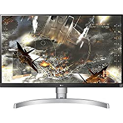 Image of the product LG 27UK650 W 27 Inch 4K that is listed on the catalogue brand of LG.