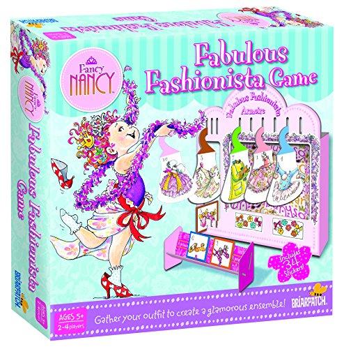 Fancy Nancy Fabulous Fashionista Game (Daisy Duke Fancy Dress)