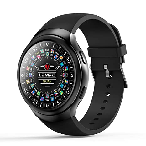 YWYU Smart Watch LEMFO LES2 Android 5.1 Smart Watch 1GB + ...