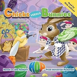 Hop: Chicks Versus Bunnies Audiobook