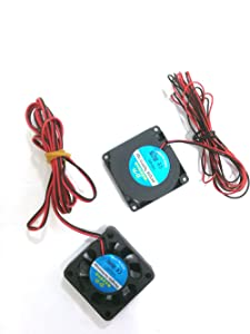 Creality CR-10 Fans CR-10S 4010 Circle Fan 40x40x10mm 12V DC Cooling Fan and 12V Blower Fan for 3D Printer Parts