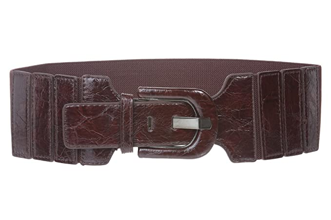 Victorian Accessories- Fan, Gloves, Purse, Belt, Spats, Wig 3 Wide High Waist Fashion Stretch Belt $25.46 AT vintagedancer.com