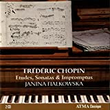 Etudes Sonatas & Impromptus