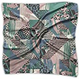 Fauves Of Africa Fashion Women's Classic Printing Scarf Headscarf