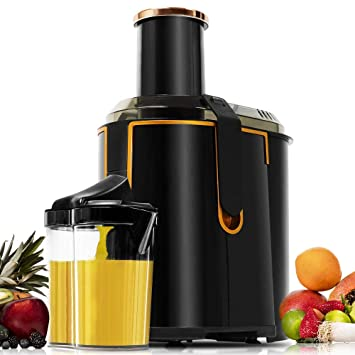 Cecotec ExtremeTitanium 19000 XXL Licuadora para Frutas y Verduras, con 19000 RPM, 1300 W