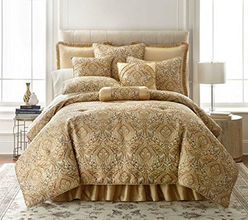 Sherry Kline Allister Comforter Set, Queen, Multi Color, 3 P