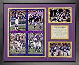"Legends Never Die Minnesota Vikings Purple People Eaters Framed Photo Collage, 16"" x 20"""