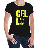 buXsbaum® Girlie T-Shirt Cello Type