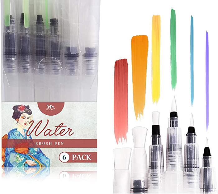 The Best Watercolor Water Blender Pen