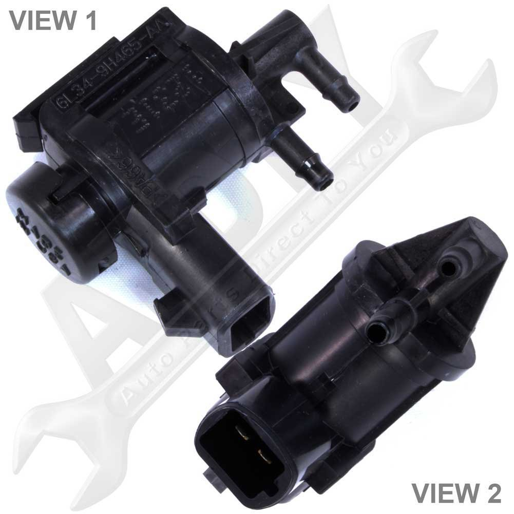 Oem Ford 6L3z9h465a Vacuum Switching Valve/Solenoid For 4Wd & Emission Systems