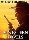 10 Western Novels: Boxed Set