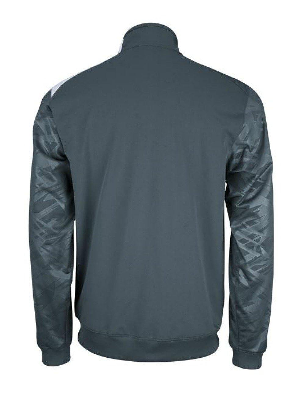 960b4c808cbf Amazon.com   adidas Men s Team Speed Jacket - Lead White - X-Small   Sports    Outdoors