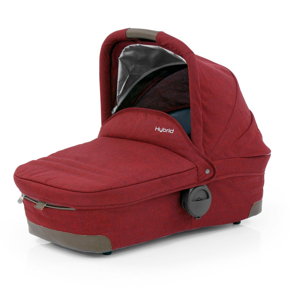 BabyStyle Hybrid Carrycot, Lava Red Baby Style UK HYCCLA