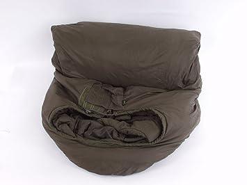 Talla XL Saco de dormir Carinthia Army Verde Usado 210 cm momia saco de dormir: Amazon.es: Deportes y aire libre