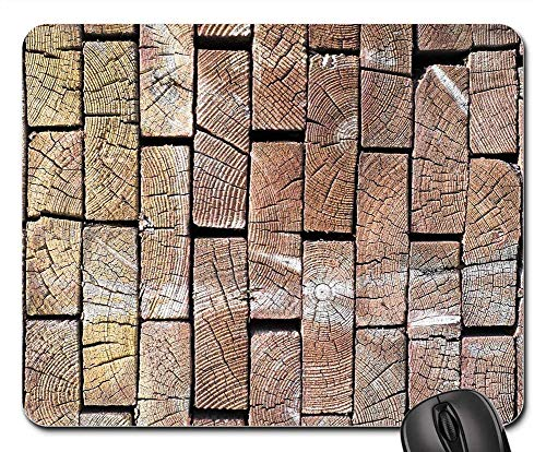 Mouse Pads - Material Wood Pattern Texture Surface Plank