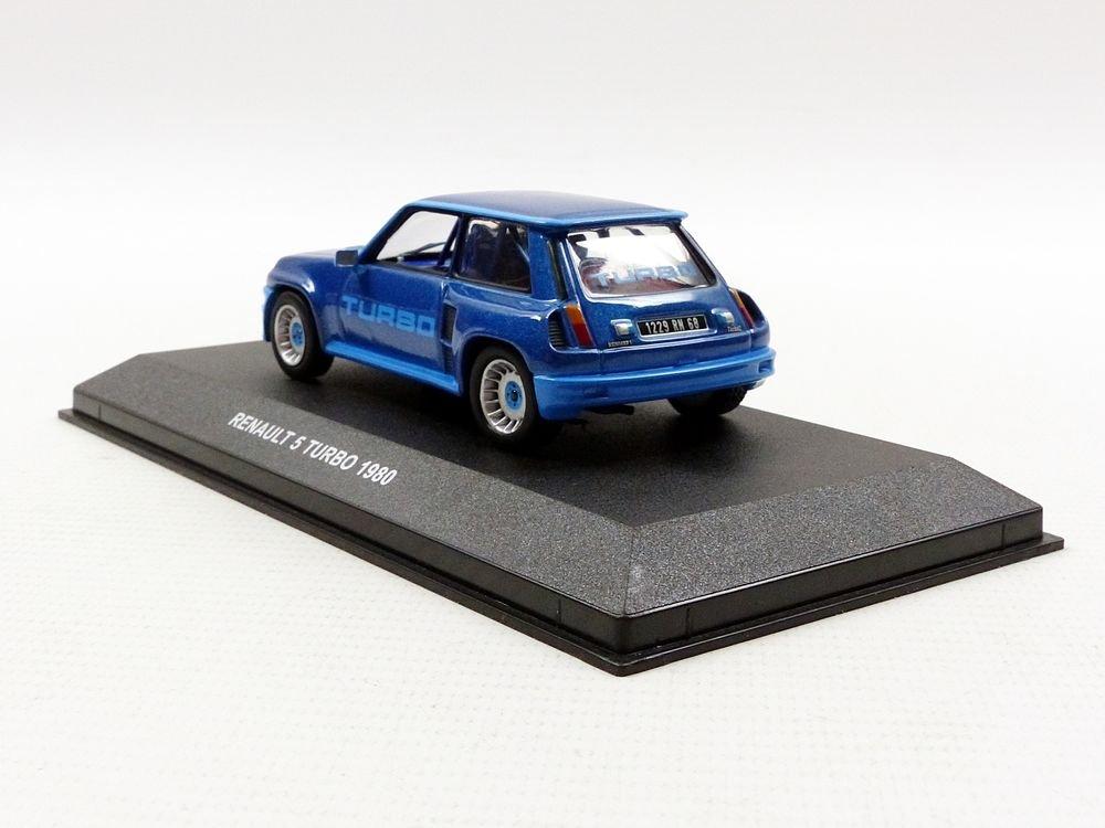 Solido S4301300 1980 Renault 5 Turbo Juguete de Modelo, Escala 1:43: Amazon.es: Juguetes y juegos