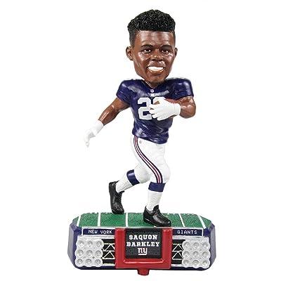 FOCO Saquon Barkley 2020 Bobblehead New York Giants: Toys & Games