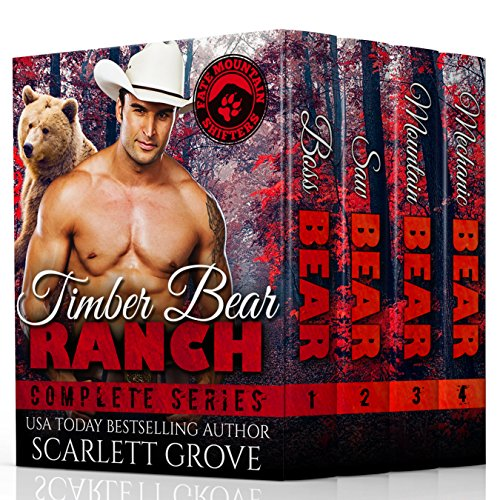 Timber Bear Ranch Complete Series (Bear Shifter Small Town Romance) (Fate Mountain Shifters Book 3)
