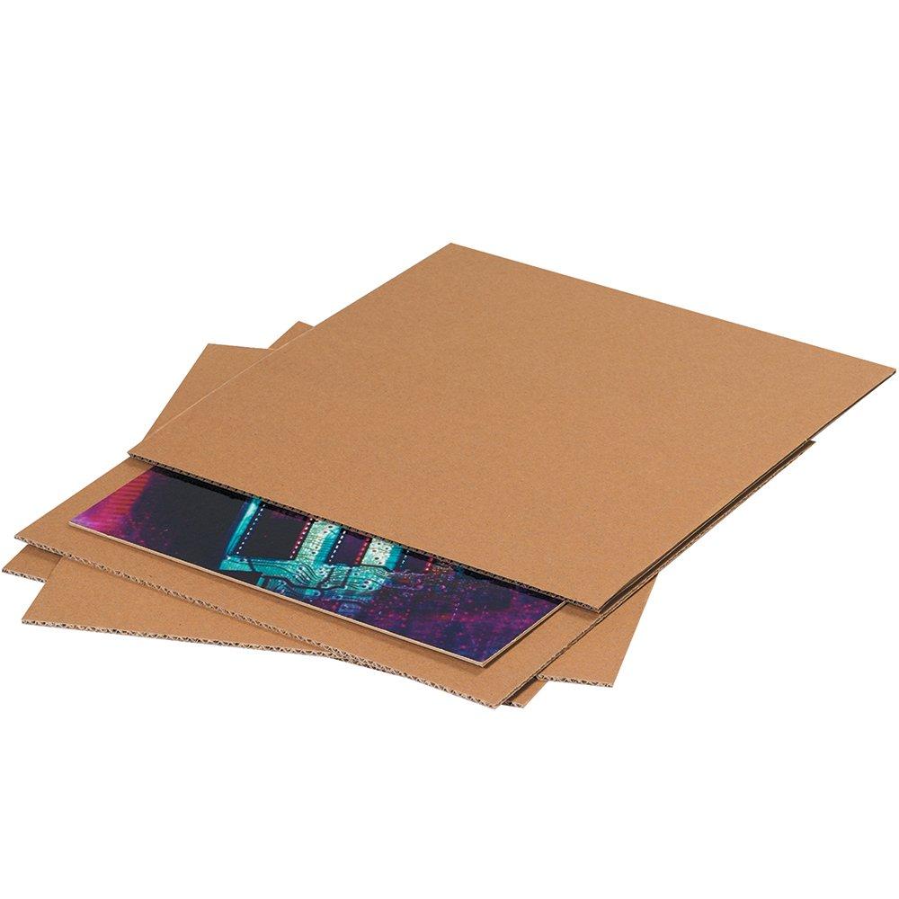 "B004XOJWYO Aviditi SP810 Single-Wall Corrugated Layer Pad, 10-7/8"" Length x 8-3/8"" Width, Kraft (Bundle of 100) 61jF2BoY4ULL"