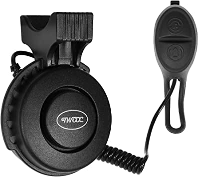 ORFORD - Timbre eléctrico para Bicicleta (110 dB, Recargable por USB, Resistente al Agua, Alto y Ligero, con 3 Modos de Sonido, para Bicicleta de montaña, Bicicleta de Carretera, BMX, MTB): Amazon.es: