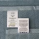 Welhome Franklin Premium 100% Cotton 6 Piece Towel