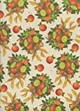 Rossi Decorative Paper- Bunches of Oranges & Limes 28x40 Inch Sheet