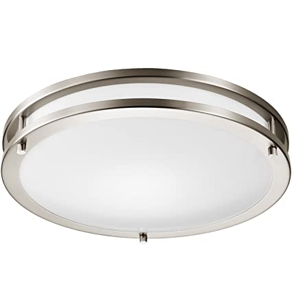 Getinlight led flush mount ceiling light 16 inch 25w125w getinlight led flush mount ceiling light 16 inch 25w125w equivalent aloadofball Gallery