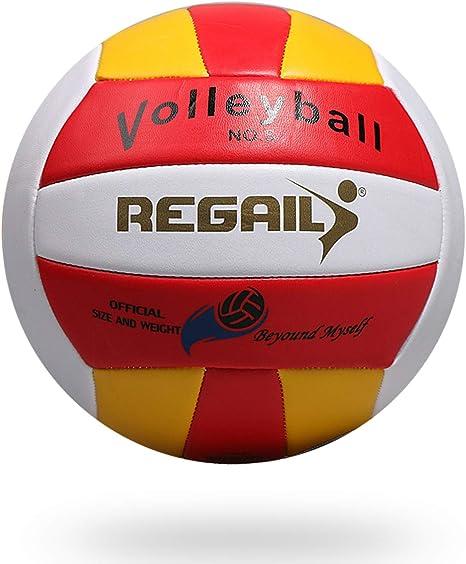SAMENY Voleibol de Playa, Voleibol, Playa y funball tamaño 5 ...
