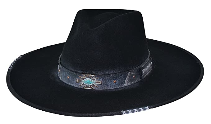 Bullhide Hats New Bulllhide Messed Up Wool Cowboy Hat at Amazon ... b5a33a65260