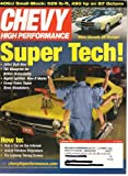 img - for CHEVY High Performance Magazine January 2004 (Super Tech!) book / textbook / text book