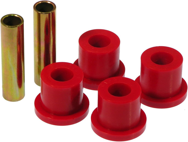 Prothane 7-804 Red Rear Frame Shackle Bushing Kit