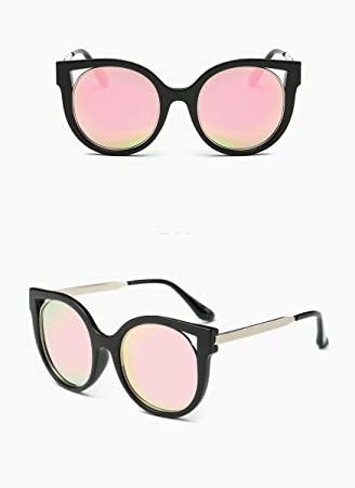 Männliche und Weibliche polarisierte sonnenbrille klassische helle farbe sonnenbrille fahrspiegel mode brille heller schwarzer rahmen kqA9vwDP8E