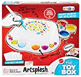 Mattel Artsplash 3d Liquid Art, Toy Box winning invention