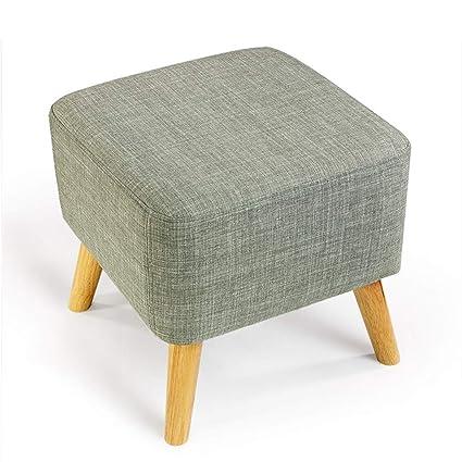Fantastic Amazon Com Czlsd Change Shoes Stool Sofa Solid Wood Short Andrewgaddart Wooden Chair Designs For Living Room Andrewgaddartcom