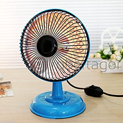 Mini Heater Mini Stufa Elettrica Riscaldamento Da Scrivania 220w