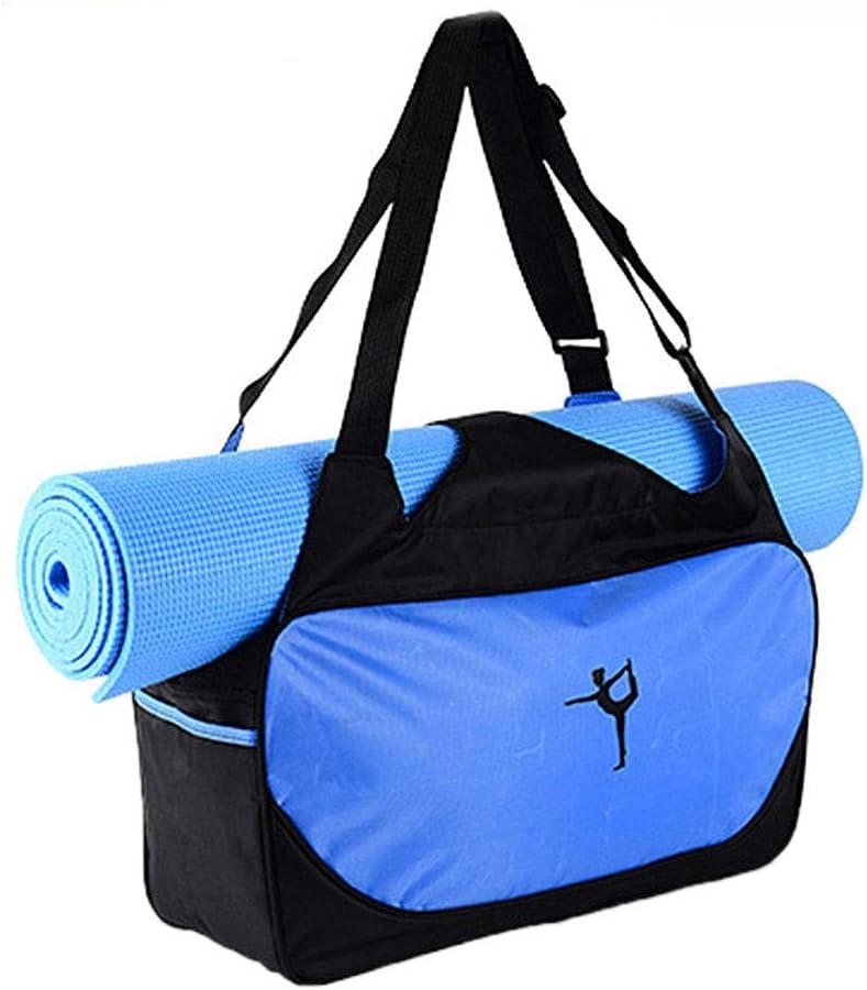 KINTRADE Yoga Mat Borsa a Mano Borsa Sportiva Impermeabile Palestra Borsa Nuova Verde