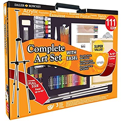 Daler-Rowney Art Set