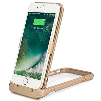 Hulio Funda con batería para iPhone 6 / 6S ISTAND. Funda ...