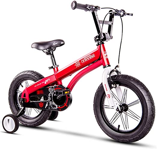 GAIQIN Durable Bicicleta para niños Bicicleta 3-4-6-8-11 años de ...
