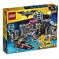 LEGO BATMAN MOVIE Batcave Break-in 70909 Building Kit (1045 Piece)
