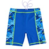 HUANQIUE Boys Swimsuit UPF50+ UV Two Piece